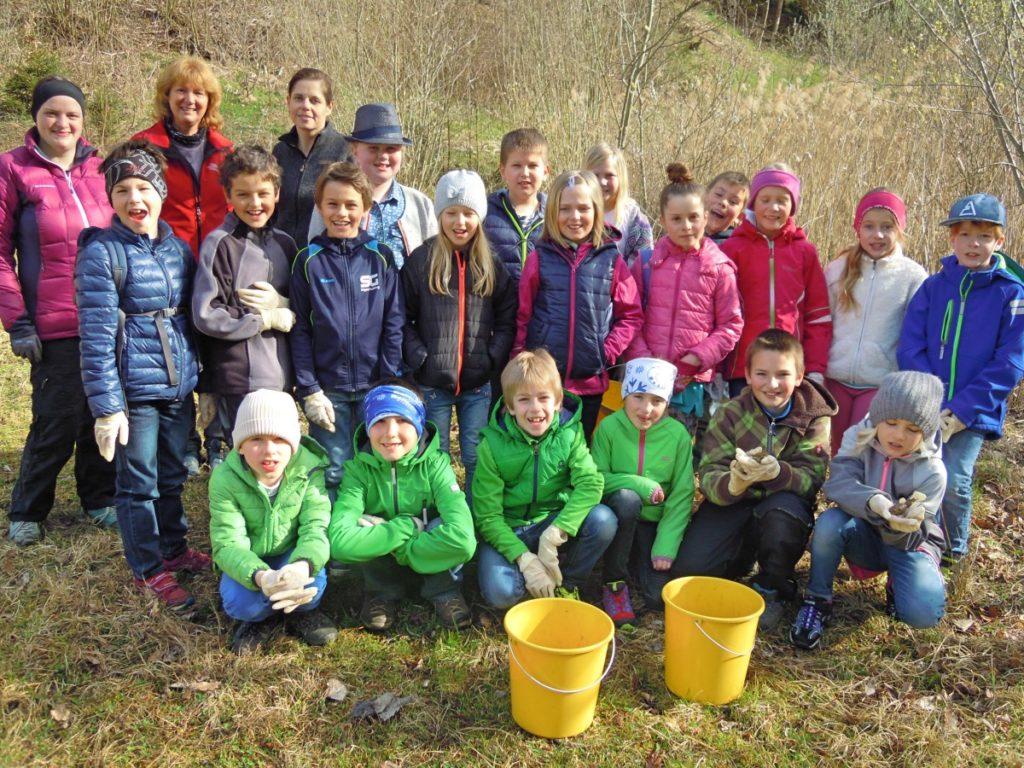 berg-und-naturwacht-liezen-amphibienschutzzaun-irdning-volksschule